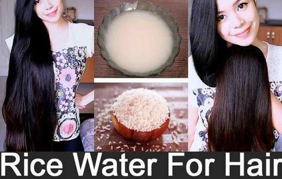 Rice Water Improves The Quality Of Your Hair And Gives It A Silky