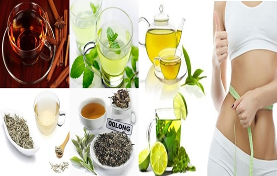 The Best Five Weight Loss Teas