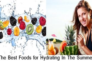 The Best Foods To Keep You Hydrated In The Summer
