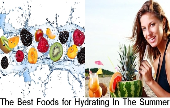 Photo of The Best Foods To Keep You Hydrated In The Summer