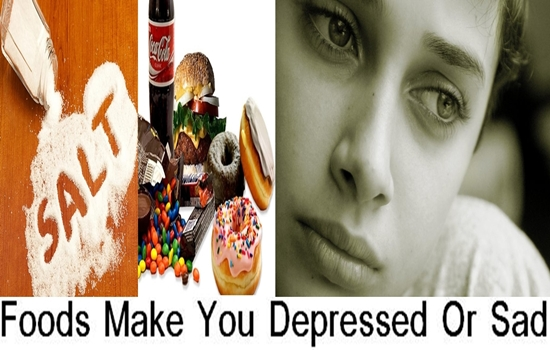 Photo of The Foods That Can Make You Depressed Or Sad