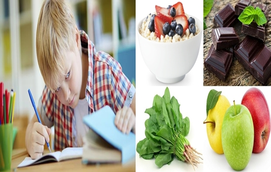 Photo of These foods will help you to study better