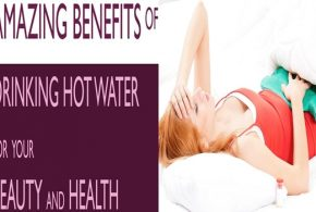 5 Amazing benefits of drinking hot water