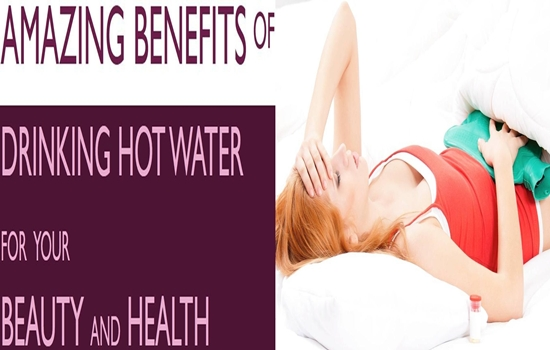 Photo of 5 Amazing benefits of drinking hot water