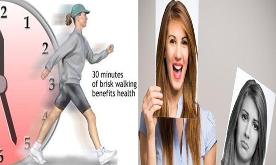 benefits of walking for 30 minutes a day