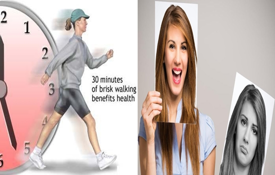 Photo of The benefits of walking for 30 minutes a day