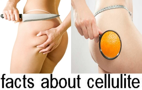 facts about cellulite