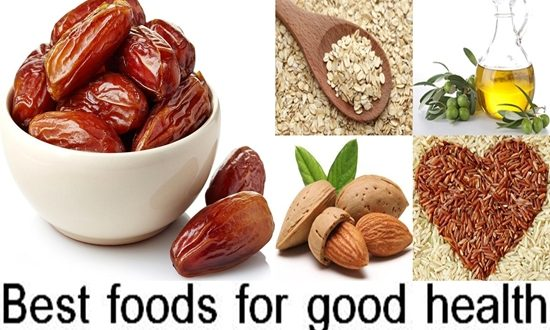 foods for good health