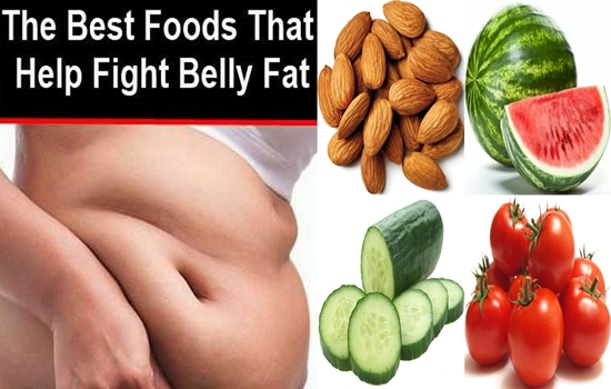 Photo of 5 magical foods to lose belly fat