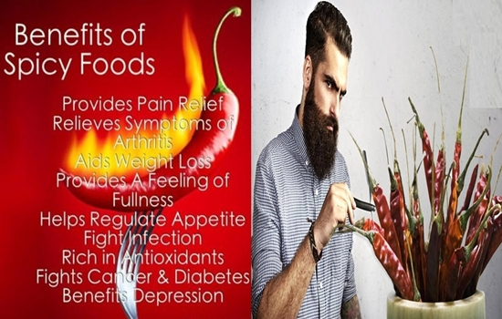 Photo of For these reasons you will eat more of spicy foods from now and then