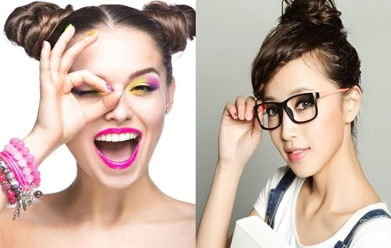 Photo of Now with 10 tips: Wearing make up with glasses that turns heads