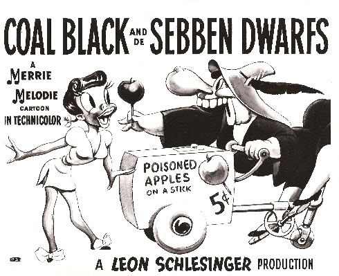 4 Cartoons You Never Saw and Probably Never Will and the Reasons Why Coal Black