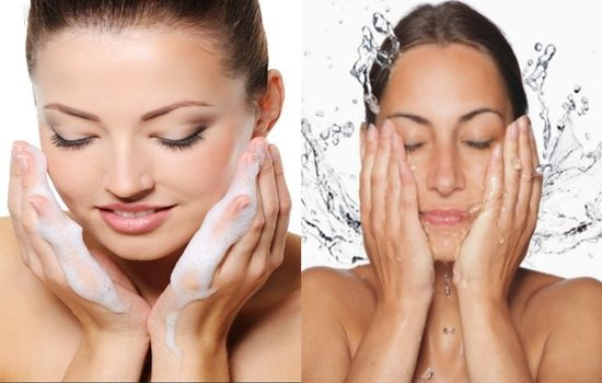 Photo of Face Washing, What to Do and What to Avoid