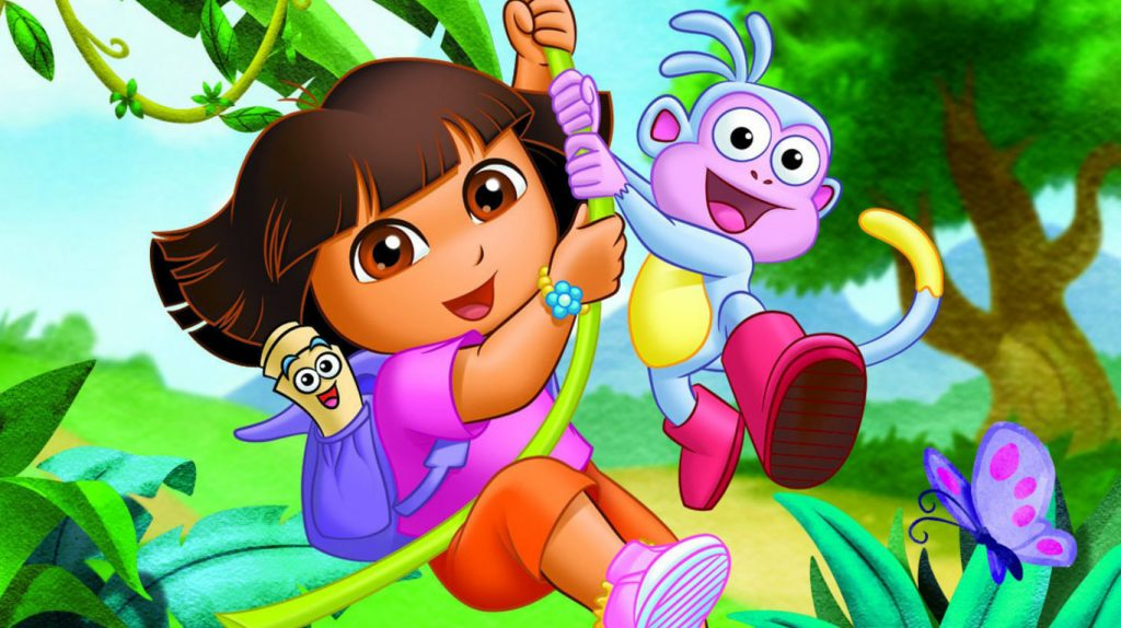 The Top 5 Cartoon Characters That Annoyed Viewers Most Dora1