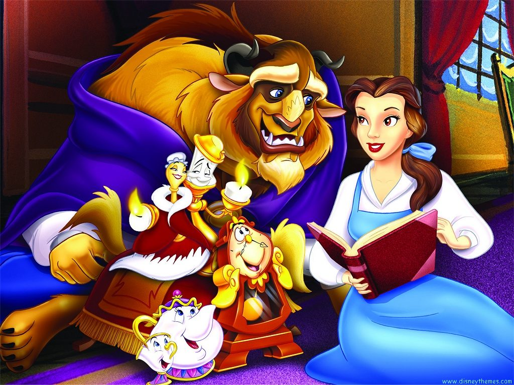 Top 6 Cartoon Movies That Moved and Inspired People Beauty and the Beast