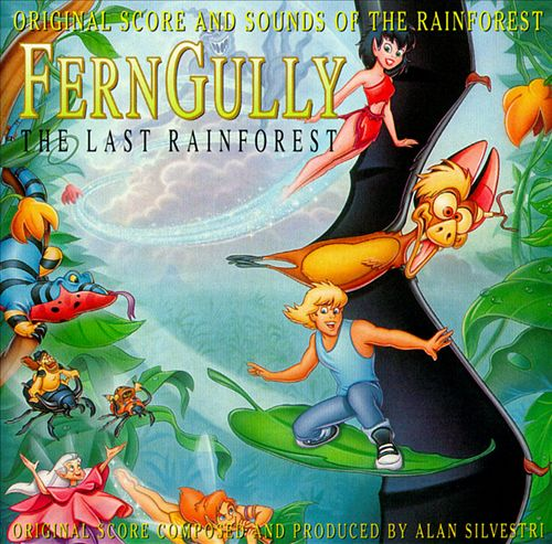 Top 6 Cartoon Movies That Moved and Inspired People Ferngully