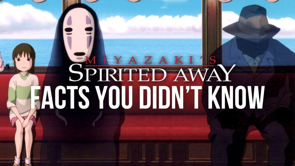 Top 6 Cartoon Movies That Moved and Inspired People Spirited Away1