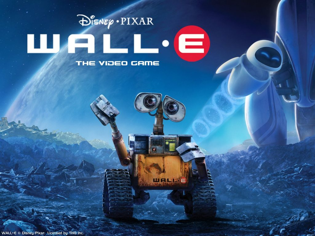 Top 6 Cartoon Movies That Moved and Inspired People WALL-E