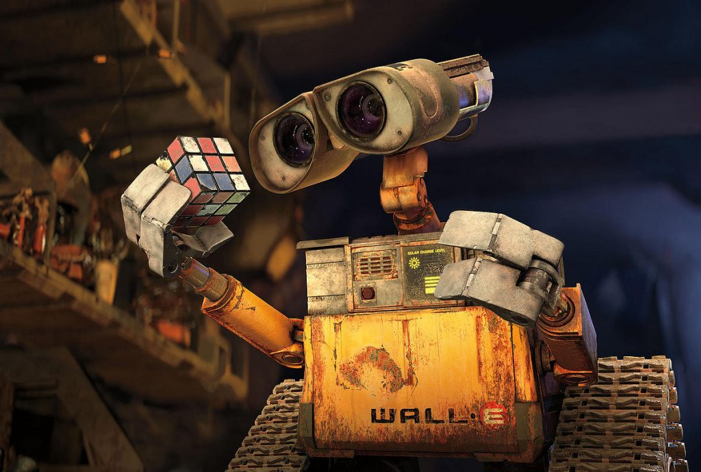 Top 6 Cartoon Movies That Moved and Inspired People WALL-E1