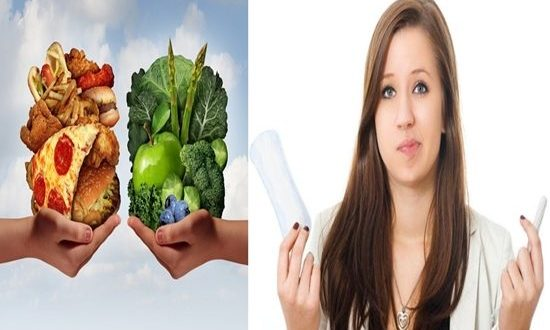 Diet And Your Weight Affect The Regularity Of Your Periods