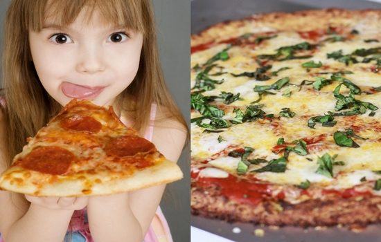 Photo of How To Make Children's Favorite Pizza Crust From Cauliflower
