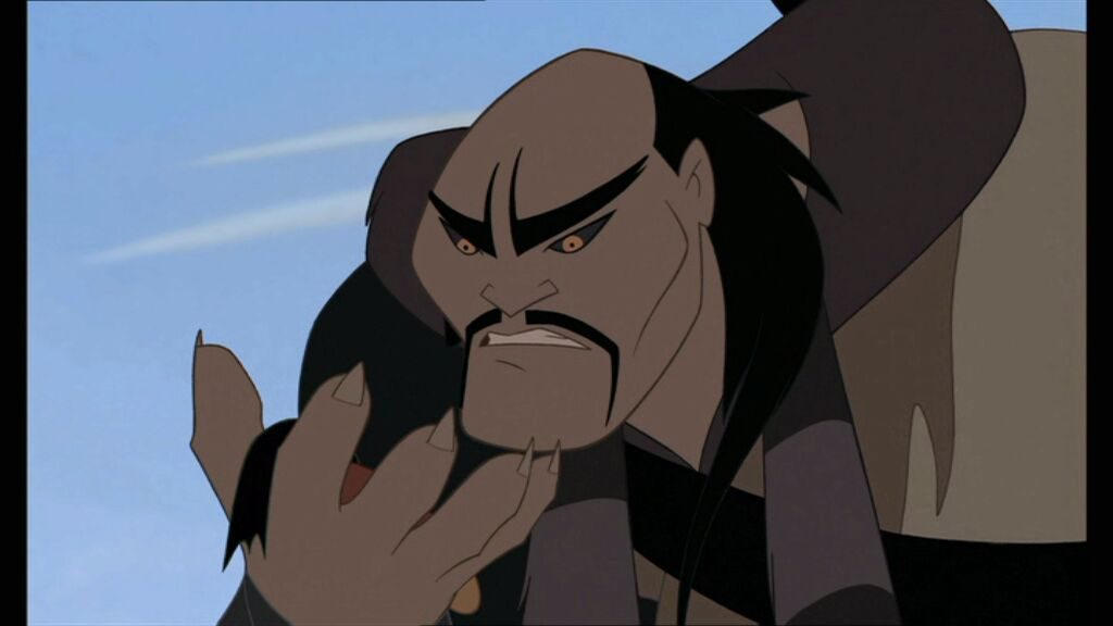 List Of The Most Evil Disney Villains Of All Shan-Yu Mulan