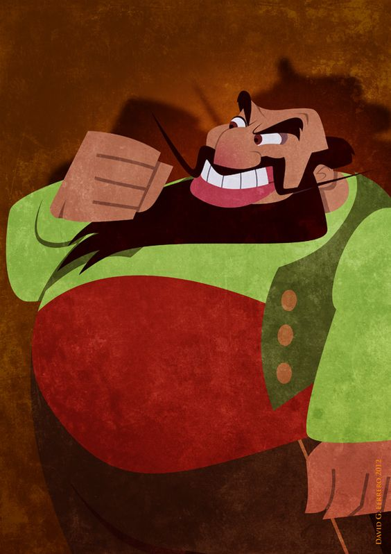 List Of The Most Evil Disney Villains Of All Stromboli, Pinocchio1