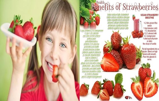 Photo of How Strawberry Is a Super Food From All Aspects
