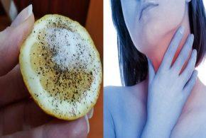 Seven Things Lemon, Salt And Pepper Treat