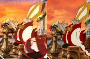 Three Popular Inappropriate Subliminal Messages In Disney Cartoons