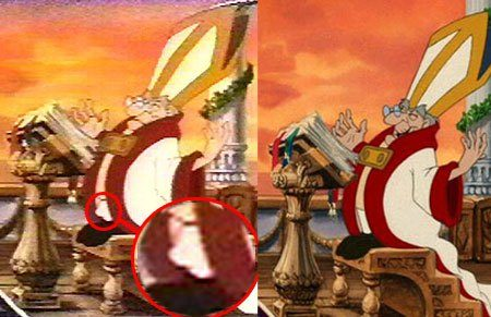 Photo of Three Popular Inappropriate Subliminal Messages In Disney Cartoons
