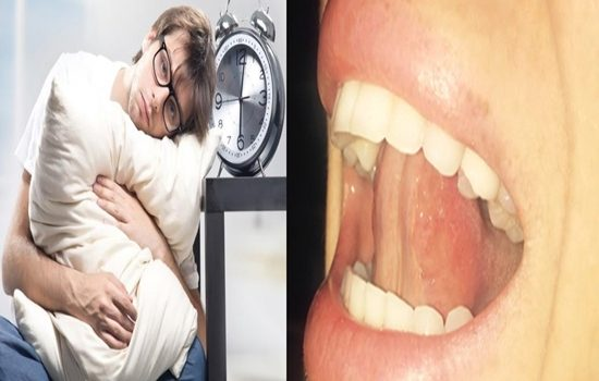Photo of Tough The Roof Of Your Mouth With Your Tongue And Breath, Here's What Will Happen