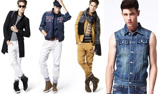 Deadly Sins of Men's Fashion