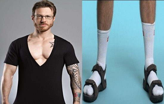 Male Fashion mistakes