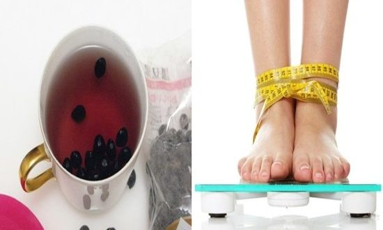 Weight loss Benefits of kuromame Tea