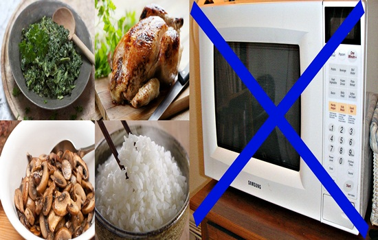 Don't Reheat These Foods They Can Be Poisonous When Reheated