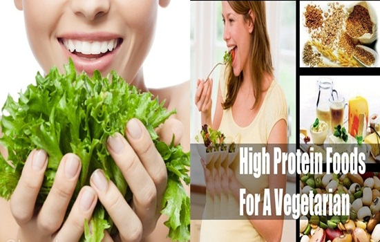 Photo of Five Richest Protein Options For Vegetarians