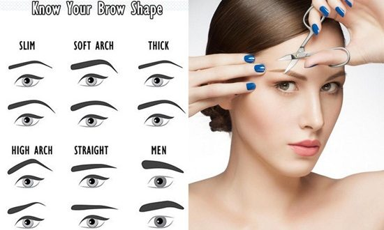 How To Have Perfectly Shaped Eyebrows at Your Home, no Need to Salon