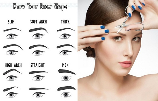 Photo of How To Have Perfectly Shaped Eyebrows at Your Home, no Need to Salon