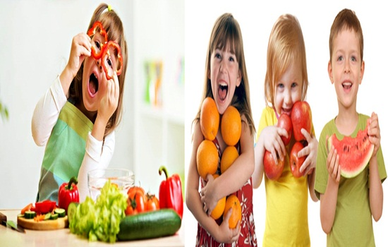 How To Make Your Kids Love To Eat Vegetables