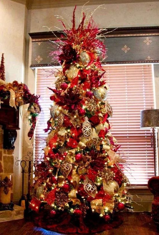 Creative Christmas tree themes for unique festive spirit