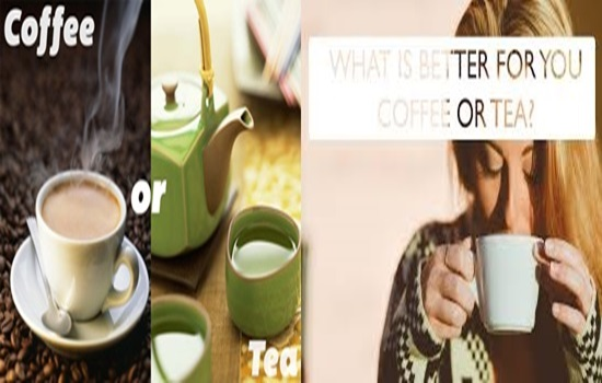 Photo of Five Differences between Coffee and Tea