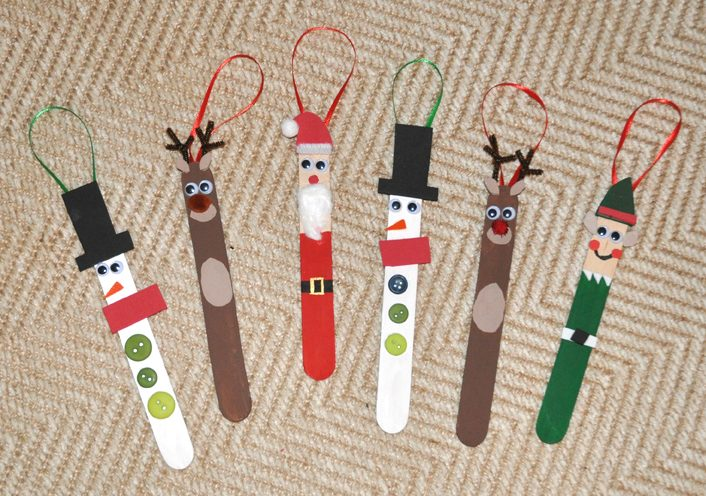 Photo of Handmade Christmas Crafts your children can try this year