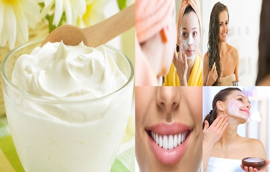 Photo of Seven Beauty Uses For Yogurt You Didn't Know About