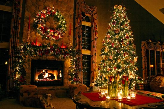 Tips on how to decorate a Christmas tree